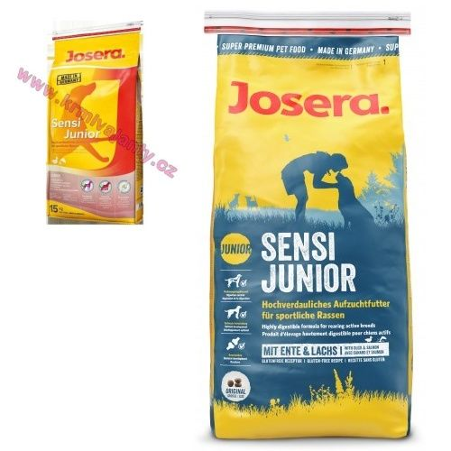 Josera 2x15kg sensi-junior