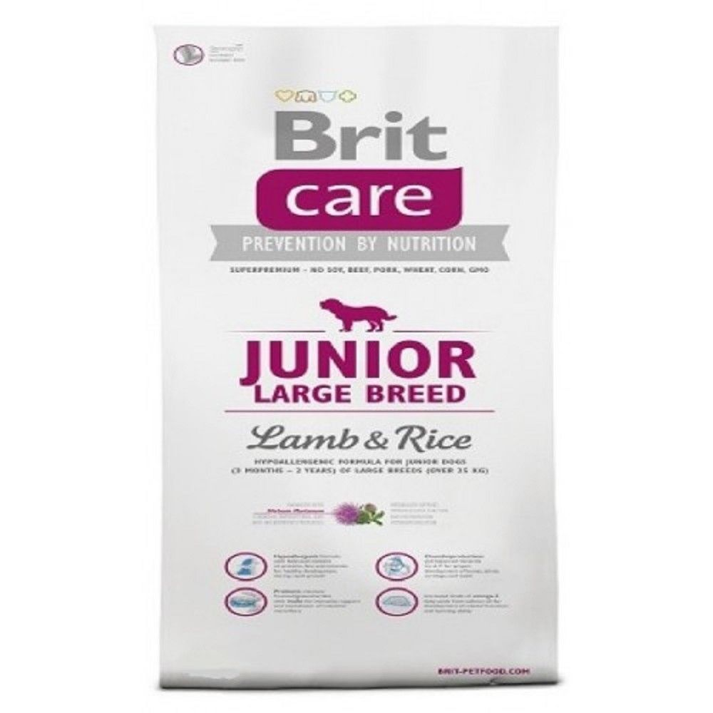 Brit care 1kg Junior L+R LB