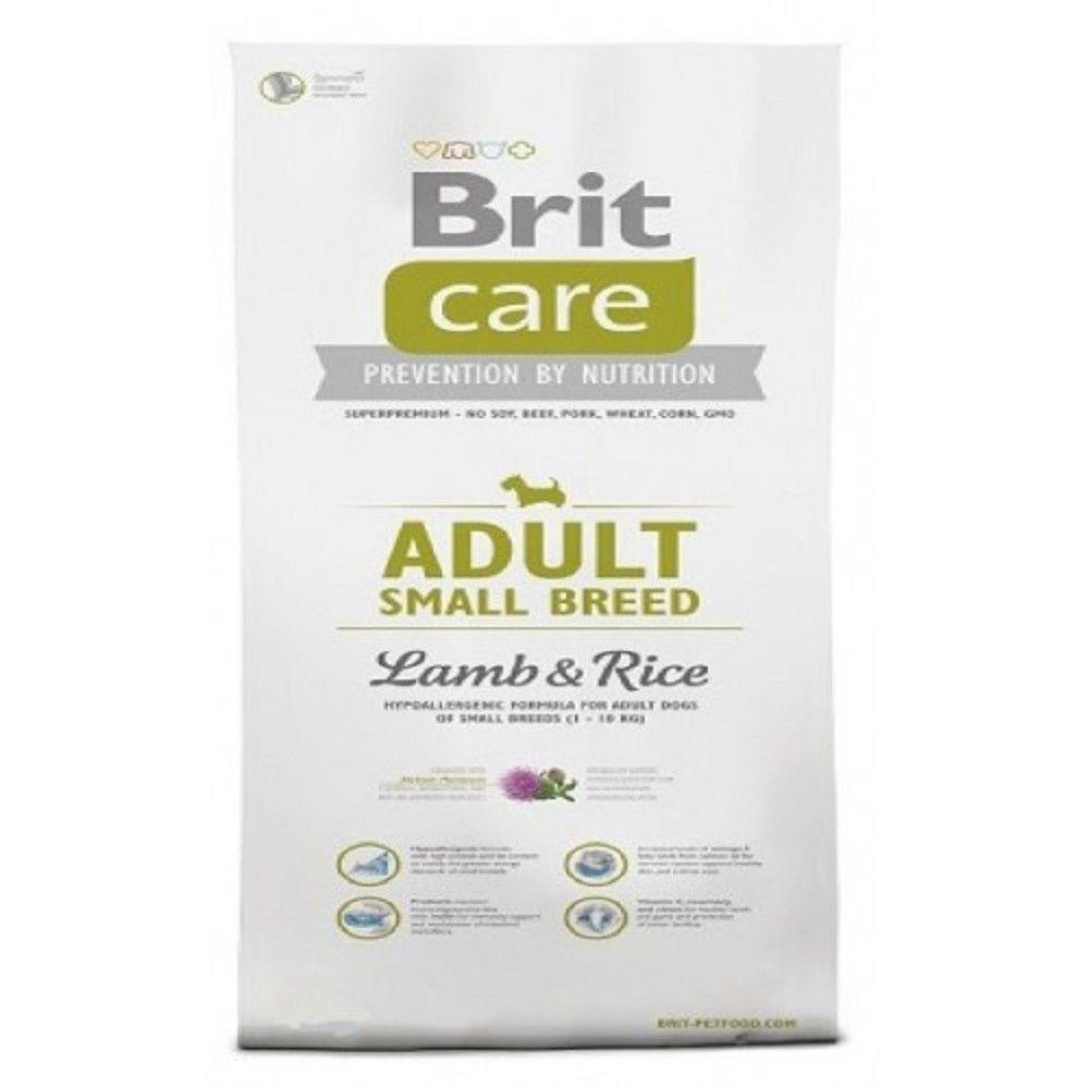 Brit care 3kg Adult L+R SB