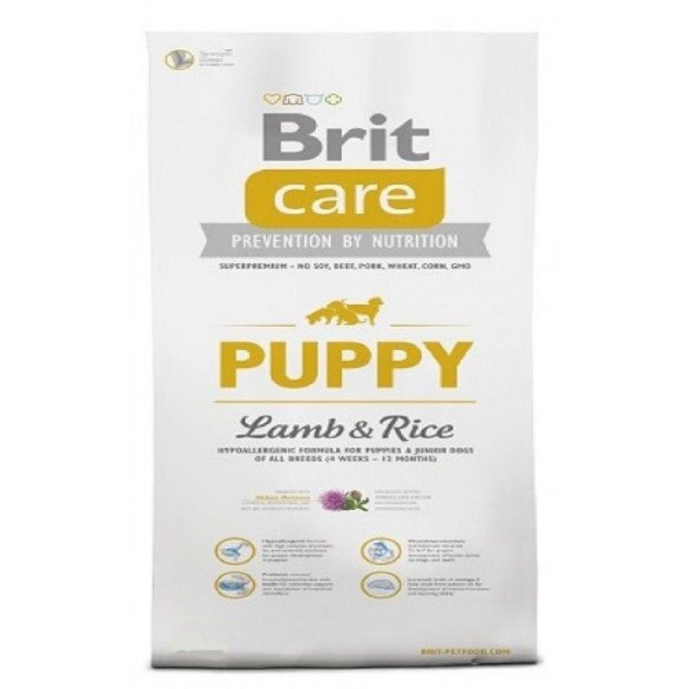 Brit care 3kg Puppy L+R