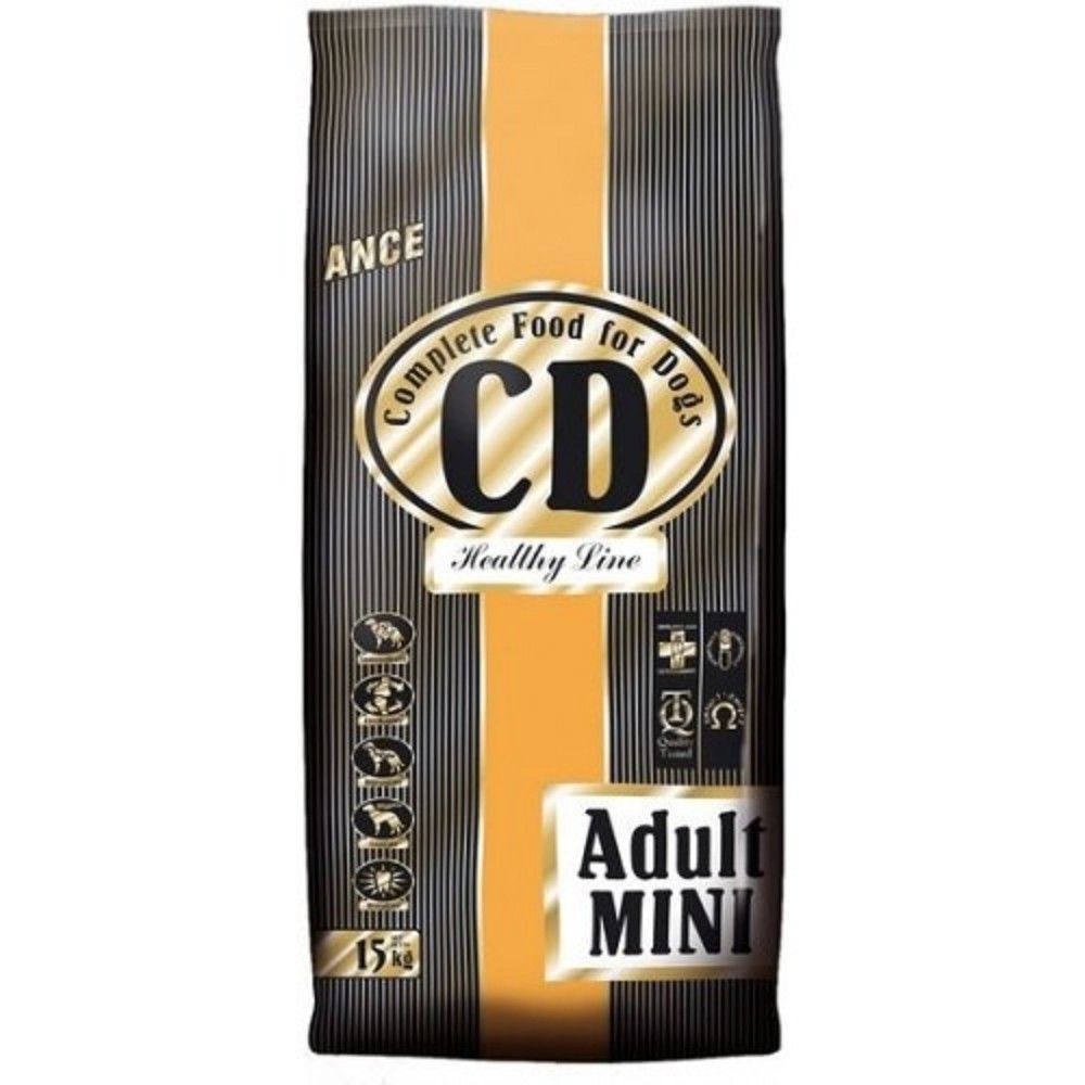 CD Dog 3kg Adult mini
