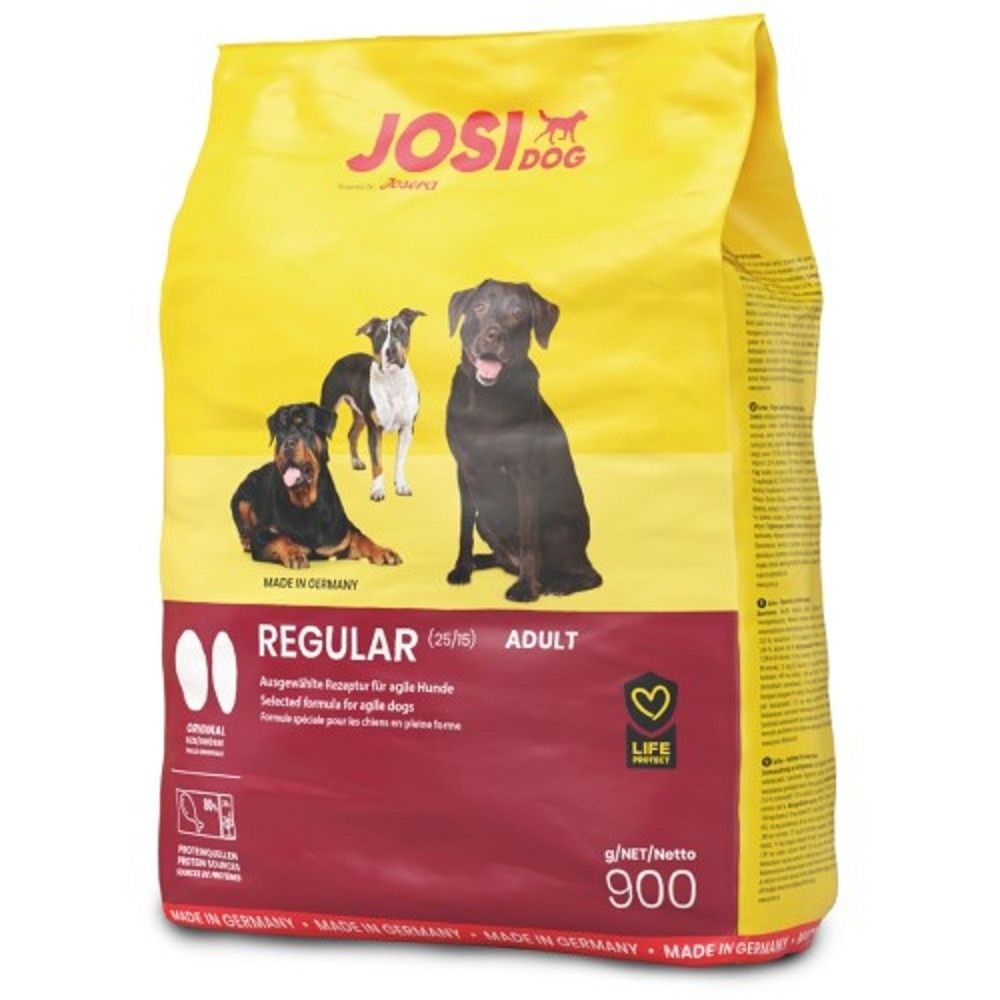 JosiDog 0,9kg Regular Josera