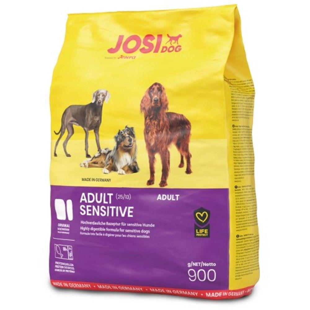 JosiDog 0,9kg Adult Sensitive Josera