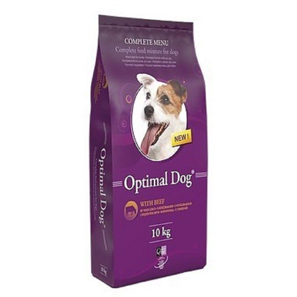 Optimal dog hovězí 10kg Ostatní