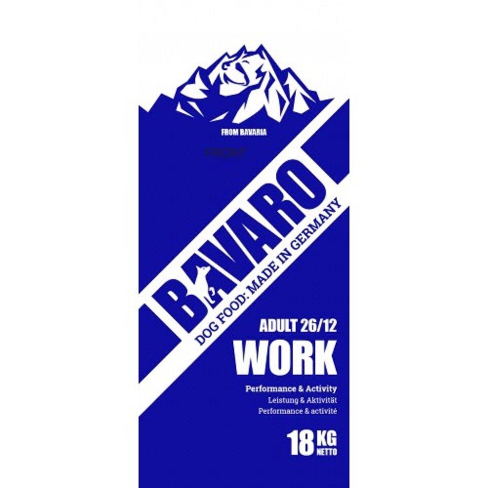 Bavaro 18kg Adult Work 26/12