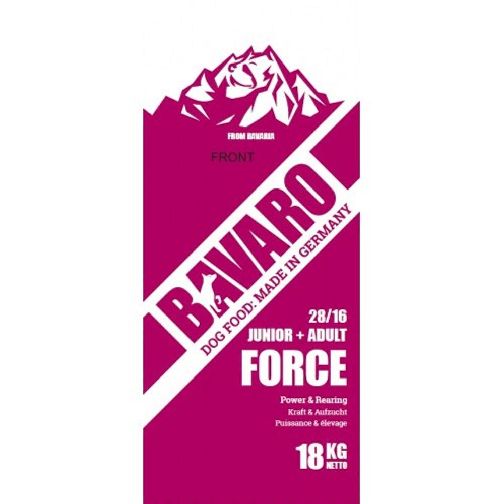 Bavaro 18kg Junior/Adult Force 28/16 Josera