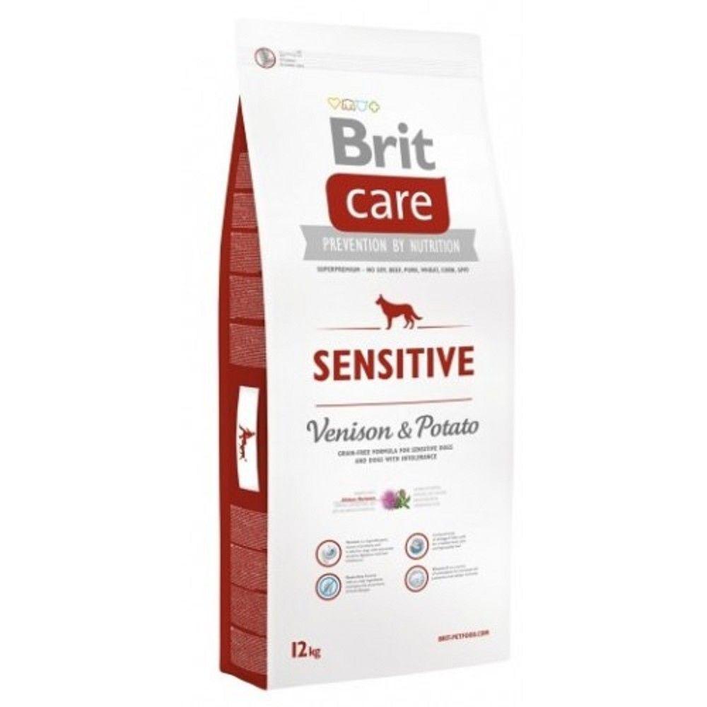Brit care 12kg Sensitive Venison potato