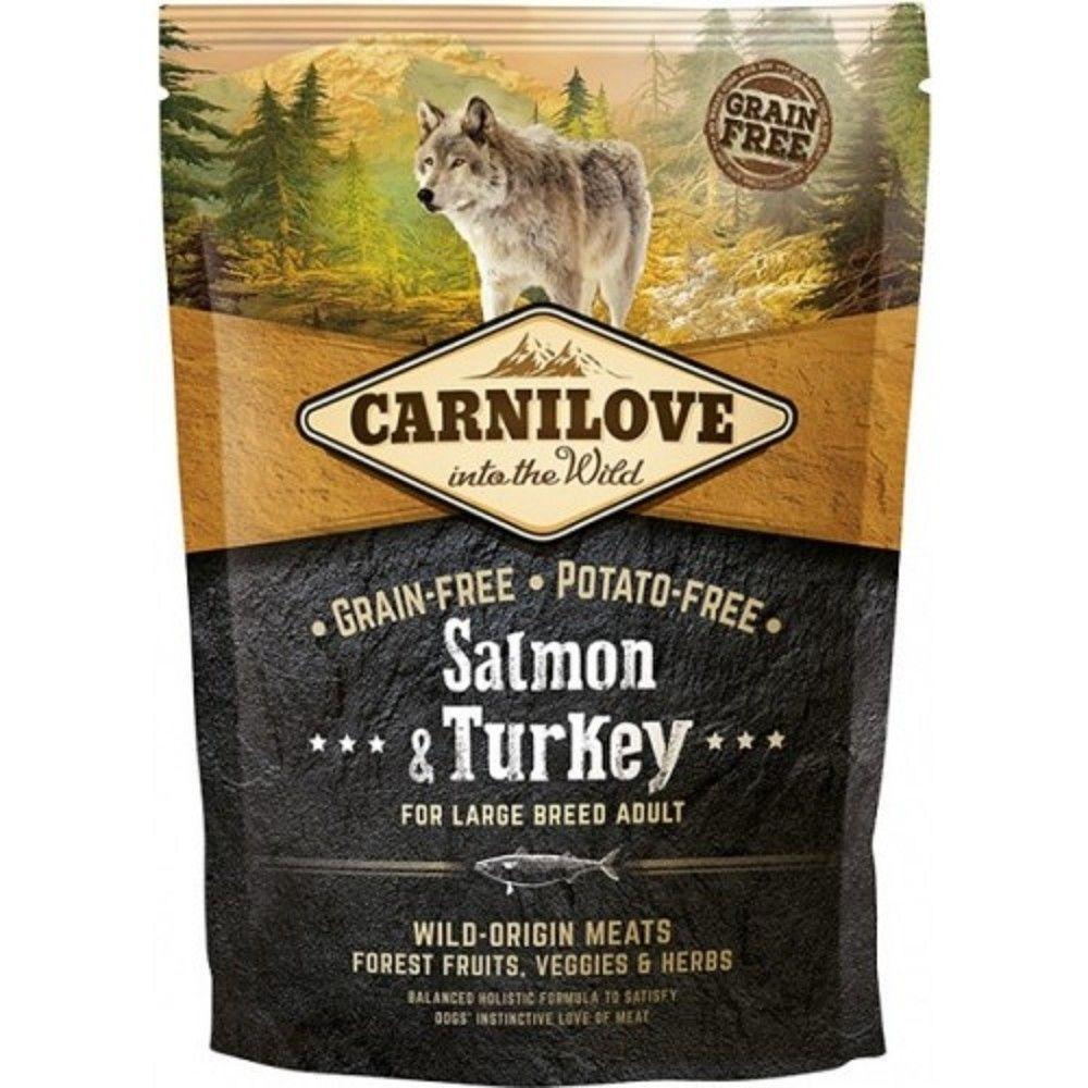 Carnilove 1,5kg Adult LB Salmon+Turkey