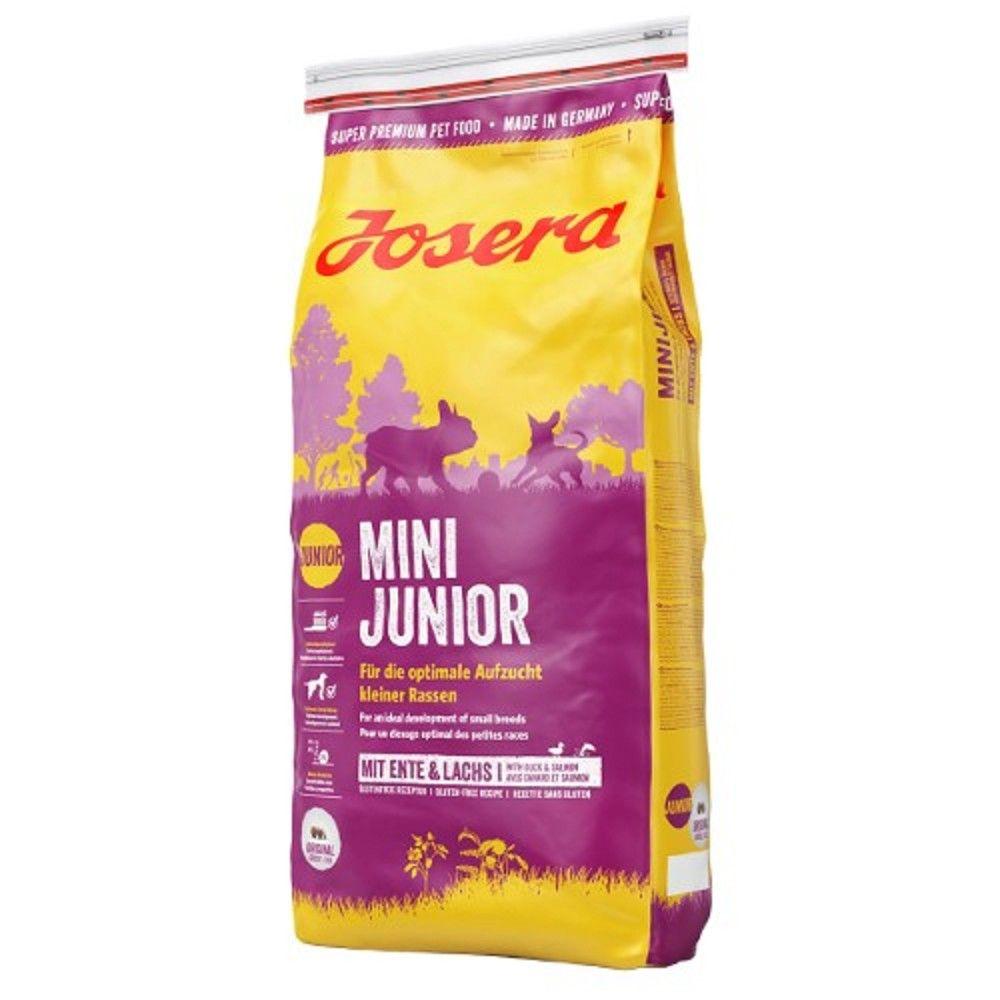 Josera 15kg Mini Junior