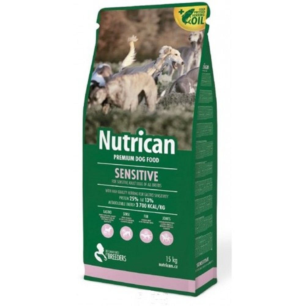 Nutrican 15kg Sensitive dog