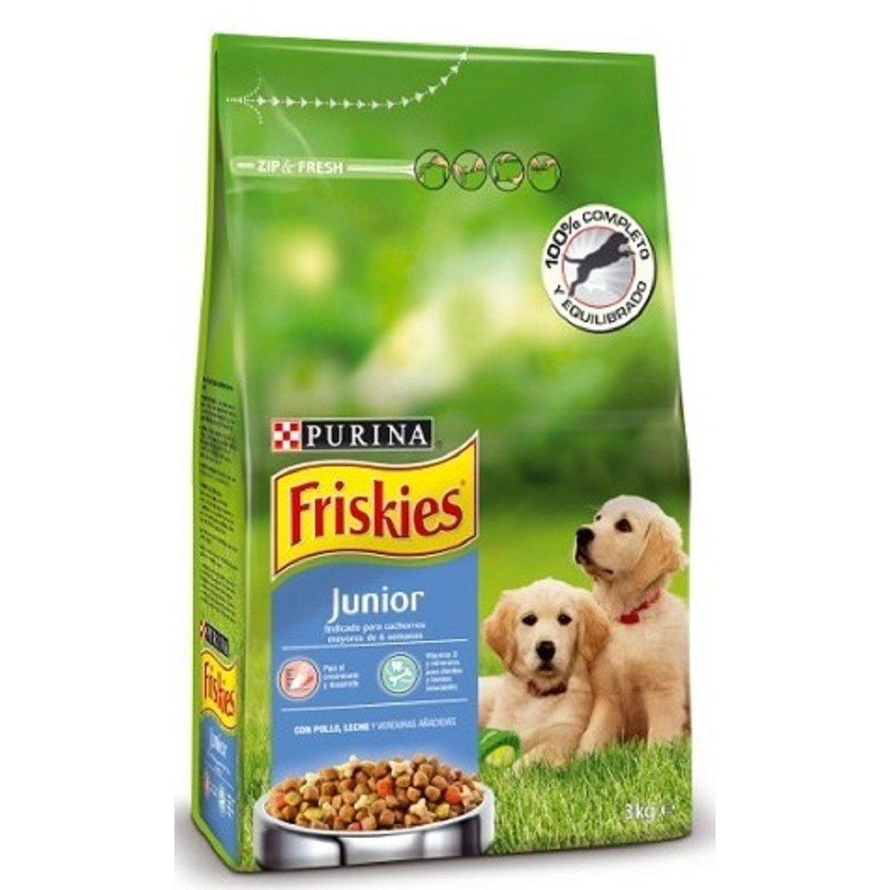 Friskies 15kg+3kg Junior dog Ostatní