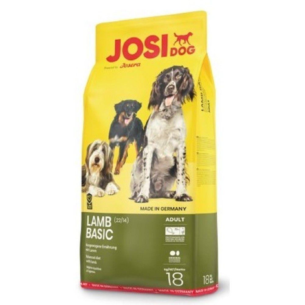 JosiDog 18kg Lamb Basic Josera