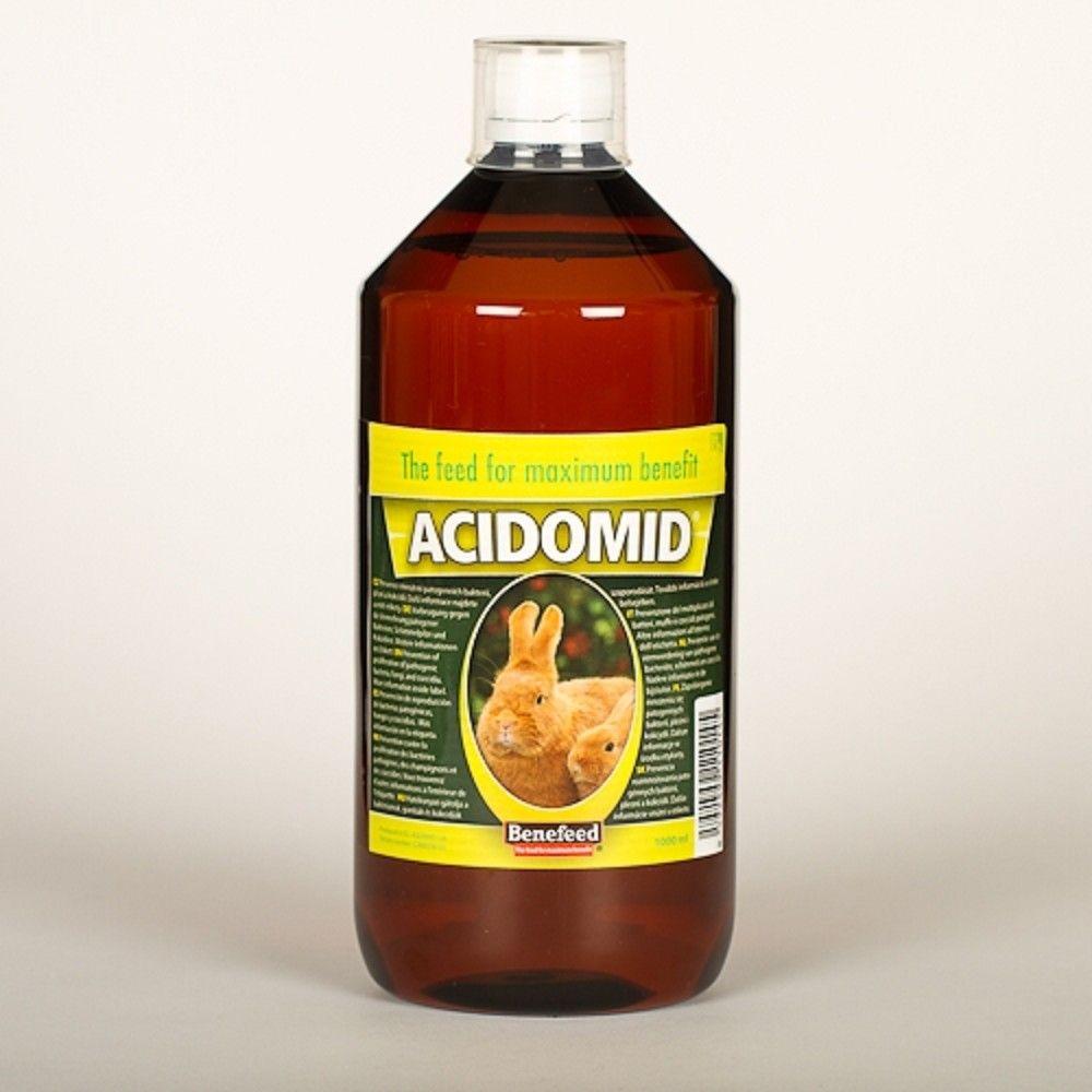 Acidomid K králíci 1l Ostatní