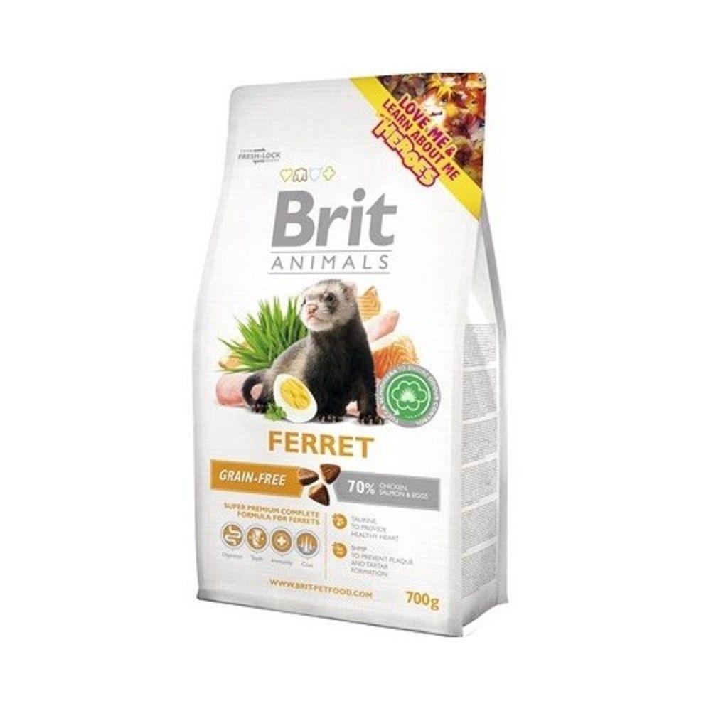 Brit animals 700g fretka complete