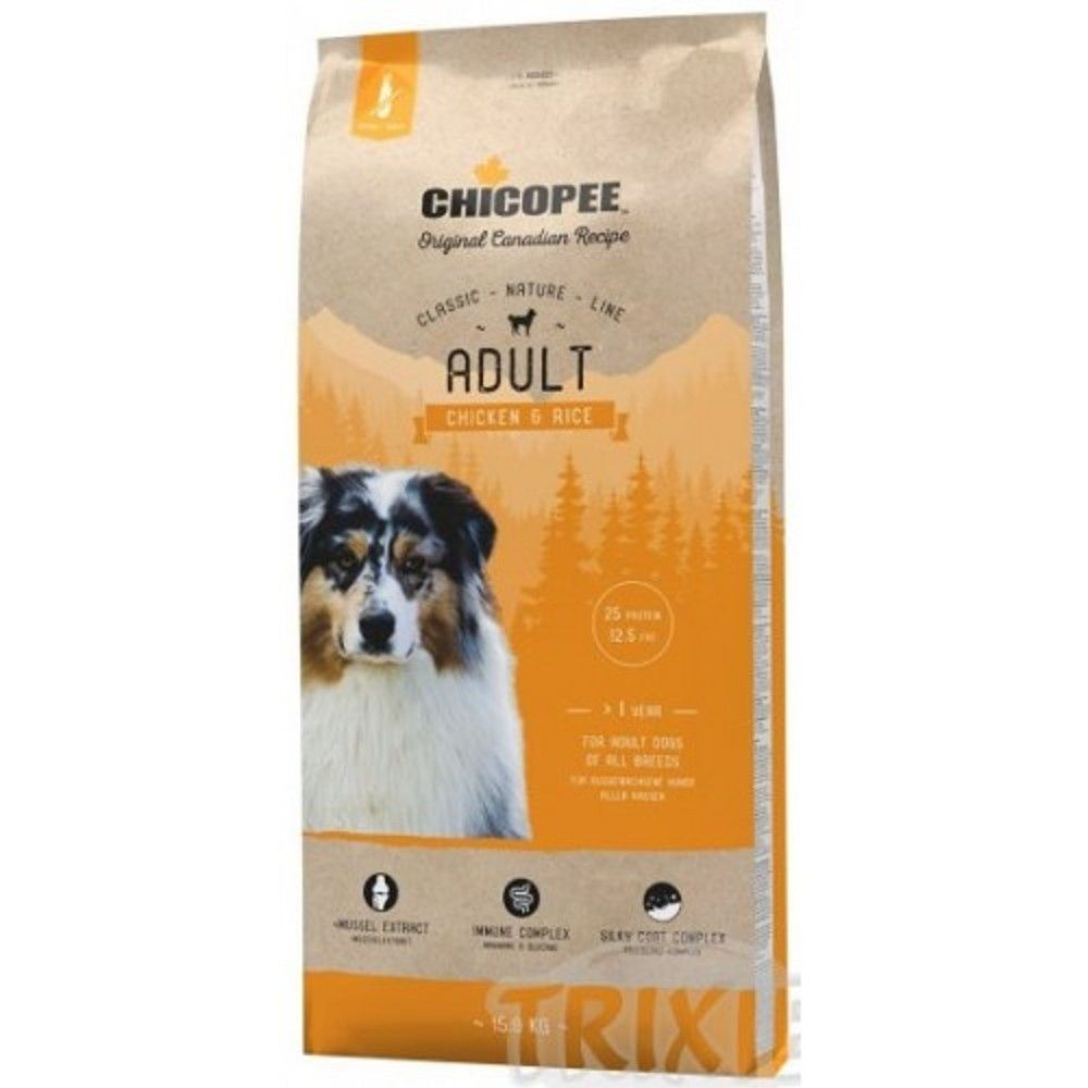 Chicopee 15kg Class.Nature adult Ch+R