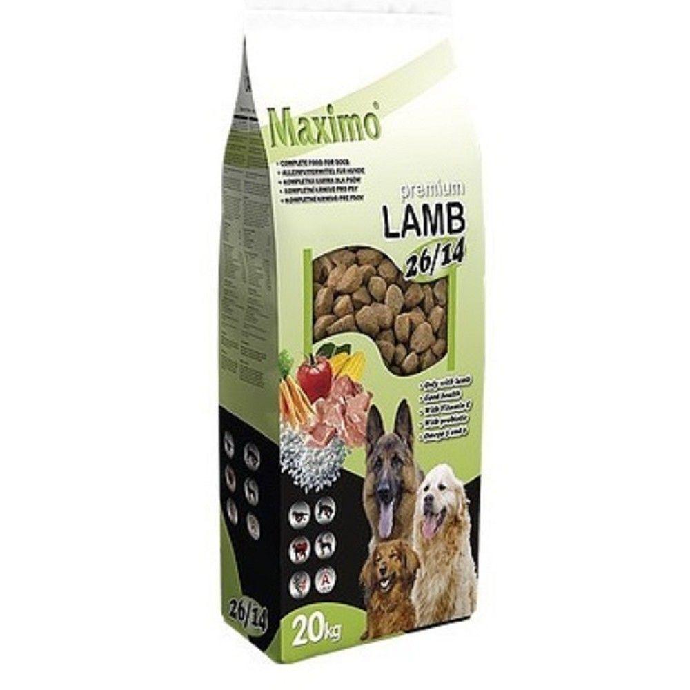 Delikan 20kg Maximo Lamb premium Ostatní