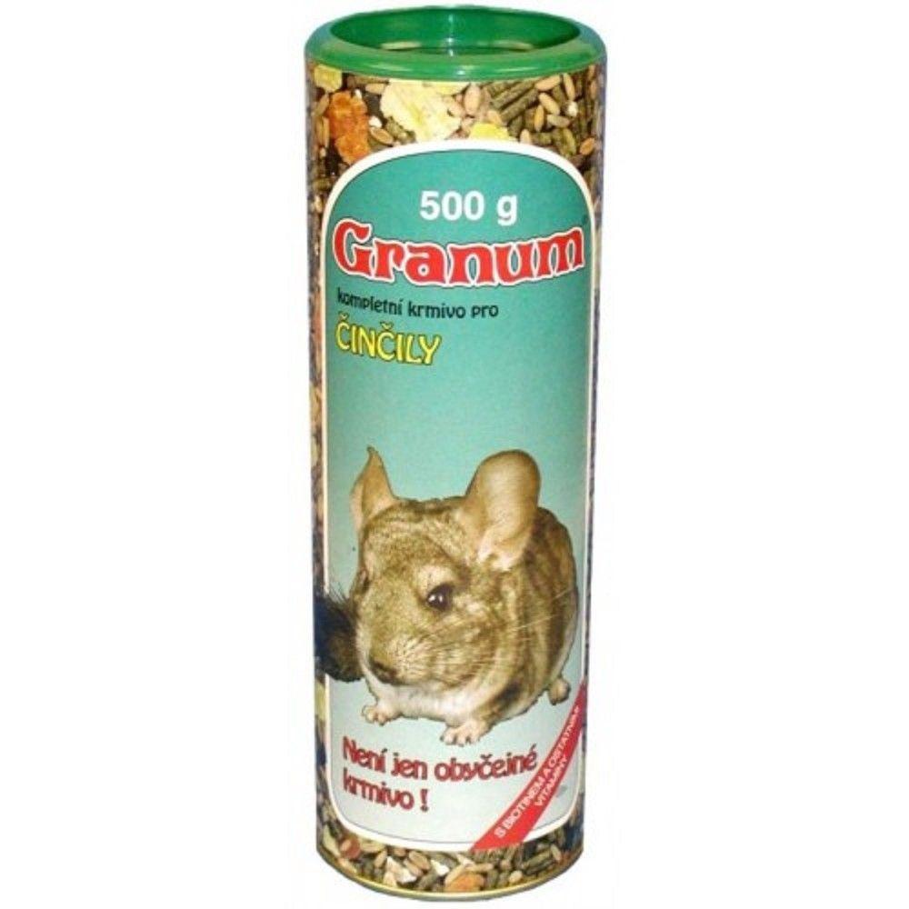 Granum činčila 500g/doza