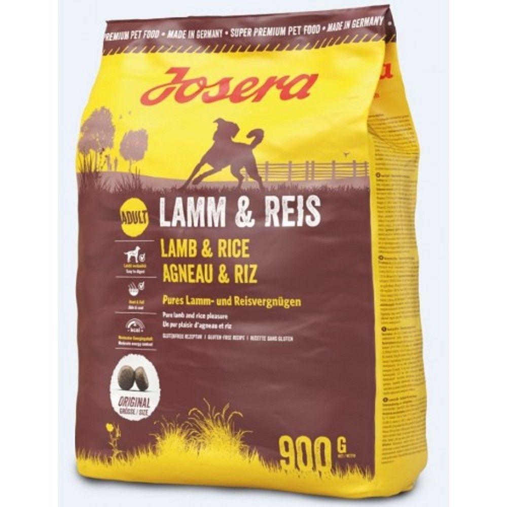 Josera 0,9kg Lamm/Reis Adult