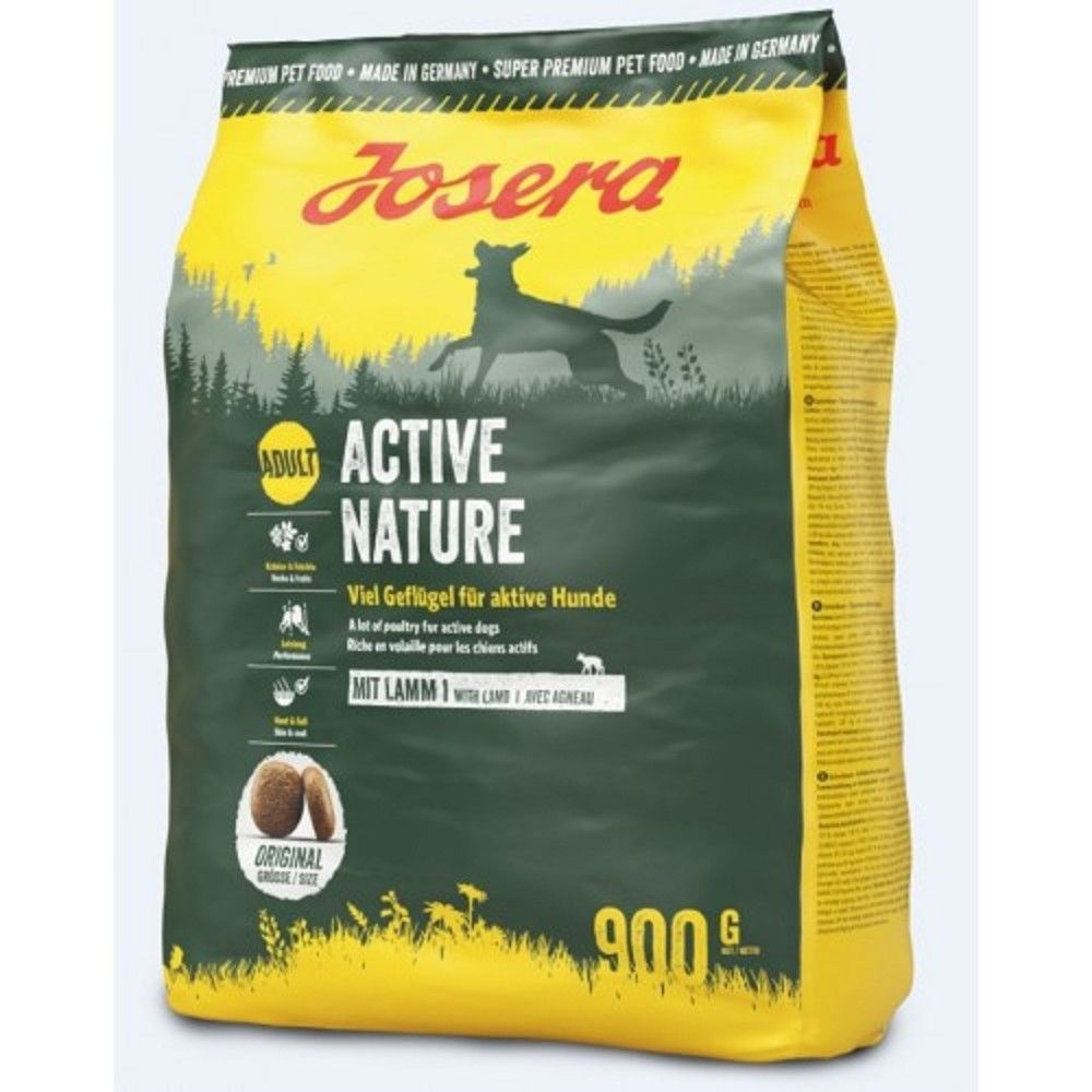 Josera 0,9kg Nature Active