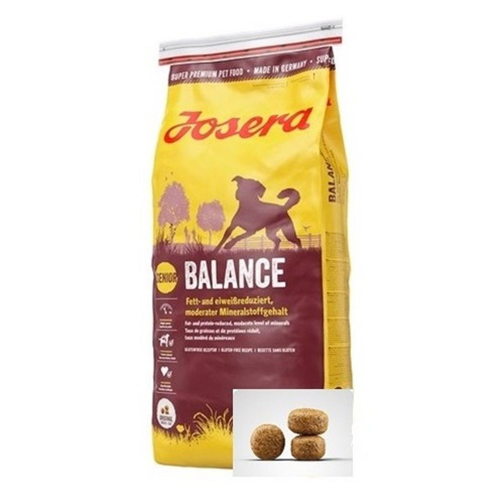 Josera 15kg Balance Senior