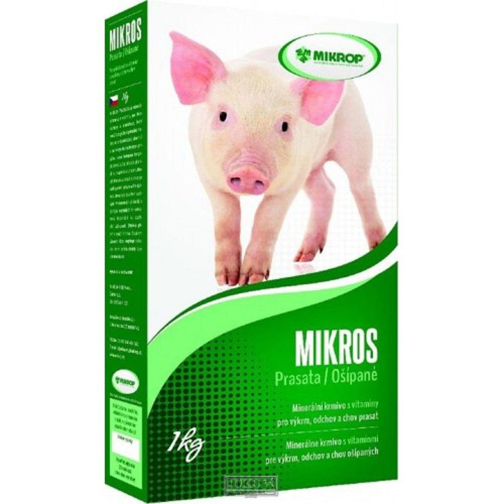 Mikros 1kg prasata Ostatní