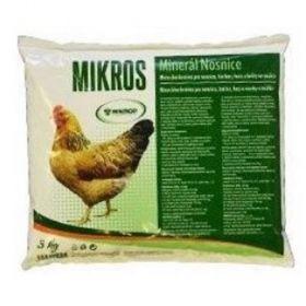 Mikros 3kg DN-doplňkové miner. krmivo pro nosnice