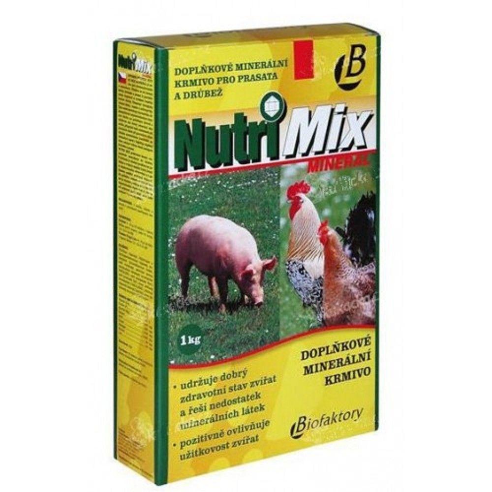 Nutri Mix 1kg mineral Ostatní