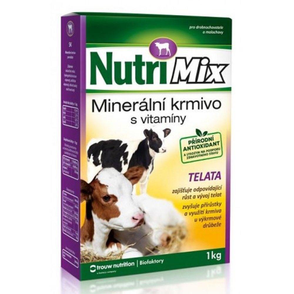 Nutri Mix 1kg telata Ostatní