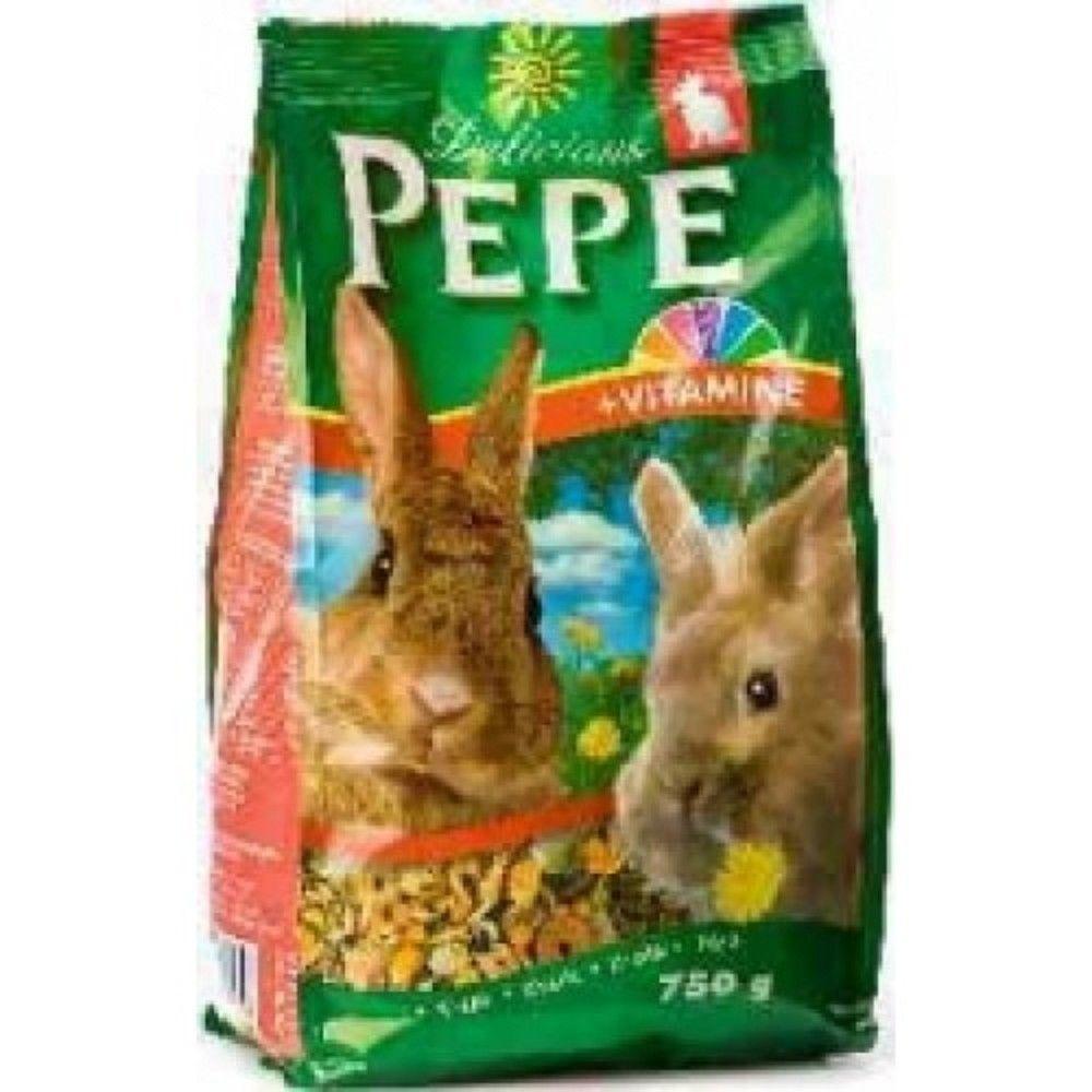 Pepe 750g králík+vitamíny Ostatní