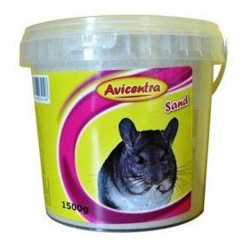 Písek činčila 1,5kg avic.-kbelík