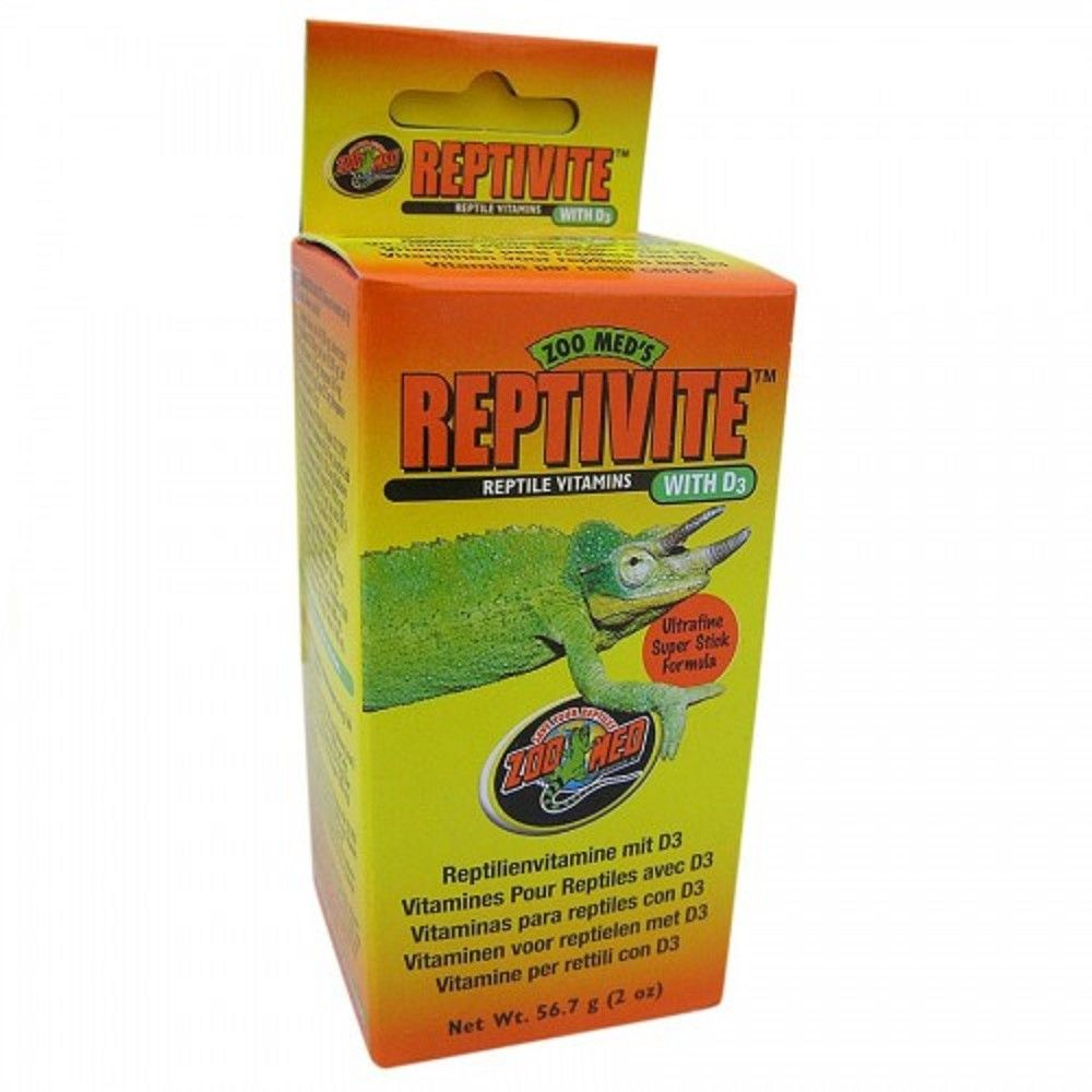 Reptivite 56g vitamíny pro plazy Ostatní