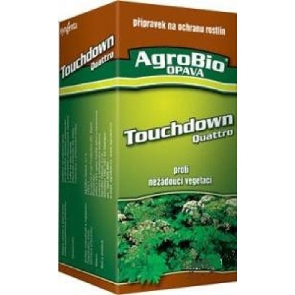 Touchdown Quatro- 50ml, likvidace plevele Ostatní