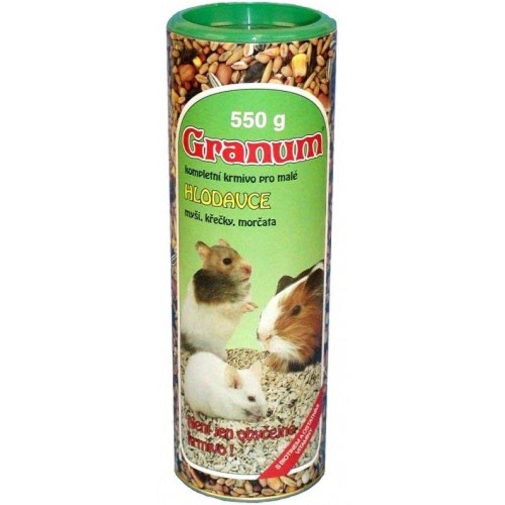 Granum hlodavec 550g/doza