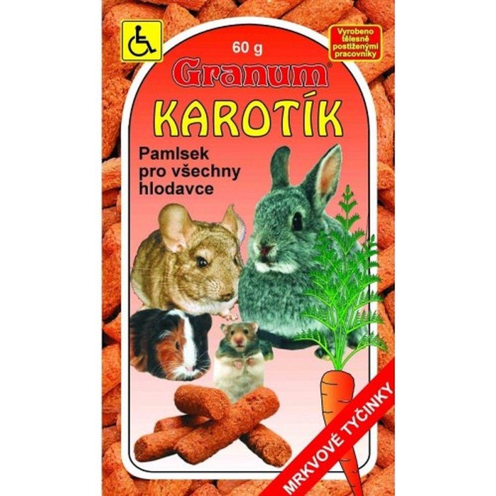Granum Karotík 60g.bal.
