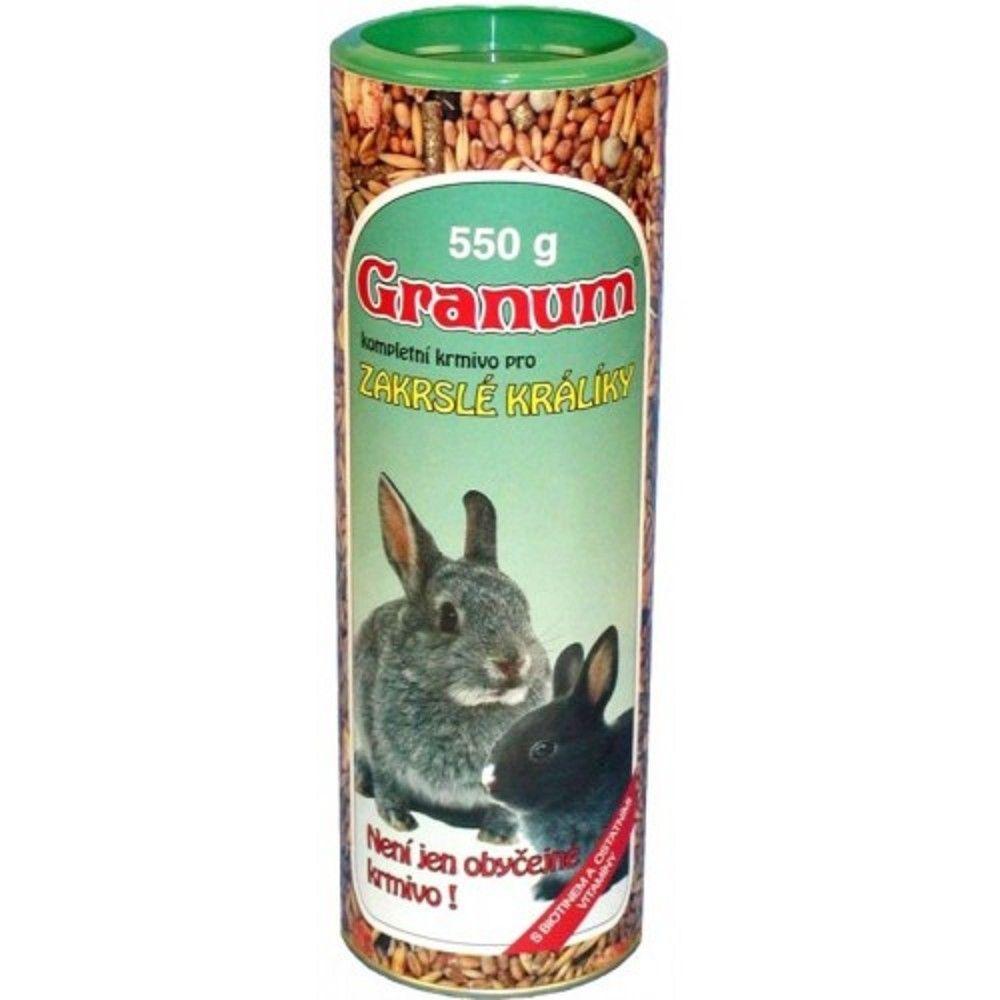 Granum králík zakr.550g/doza