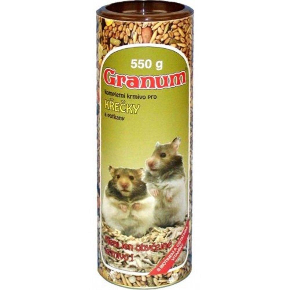 Granum křeček 550g/doza
