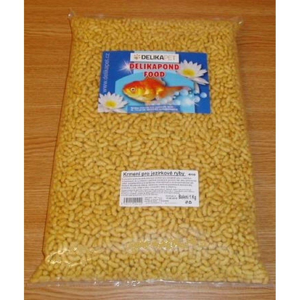 Krmivo-jezír.ryby 1kg Ostatní