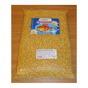Krmivo-jezír.ryby 5kg/žluté/