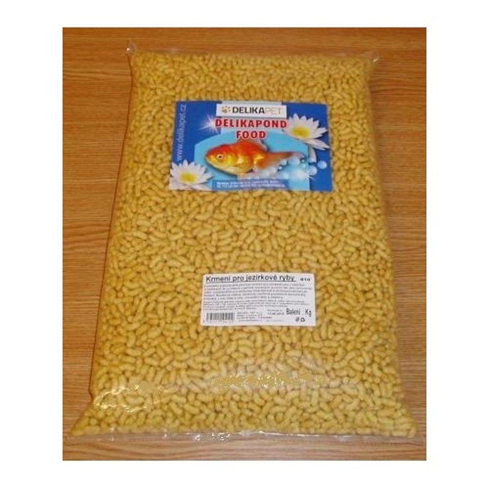 Krmivo-jezír.ryby 5kg/žluté/ Ostatní