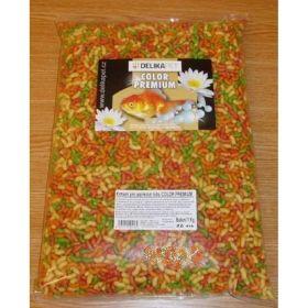 Krmivo-jezír.ryby color premium 1kg