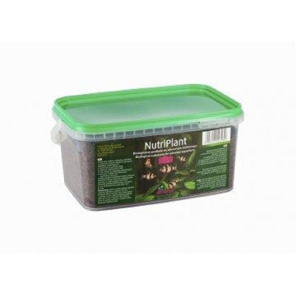 Nutriplant 10l-akv.substrát Ostatní