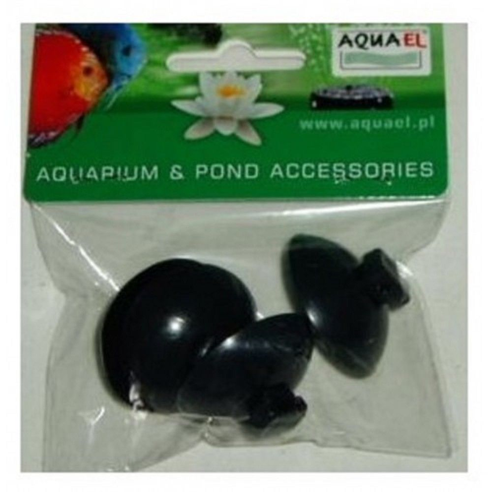 Přísavka Aquael Fan 1,mini,mikro 4ks Ostatní