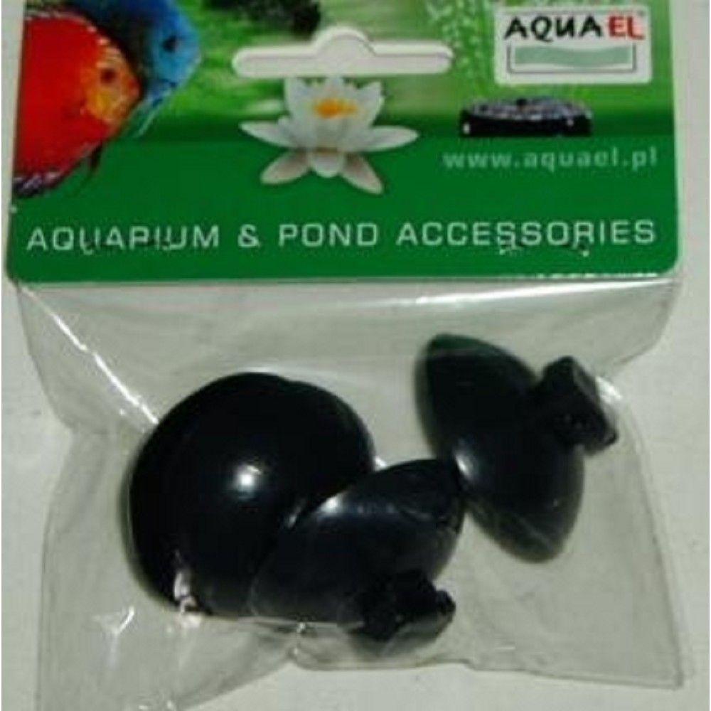 Přísavka Aquael Fan 2,3 4ks Ostatní