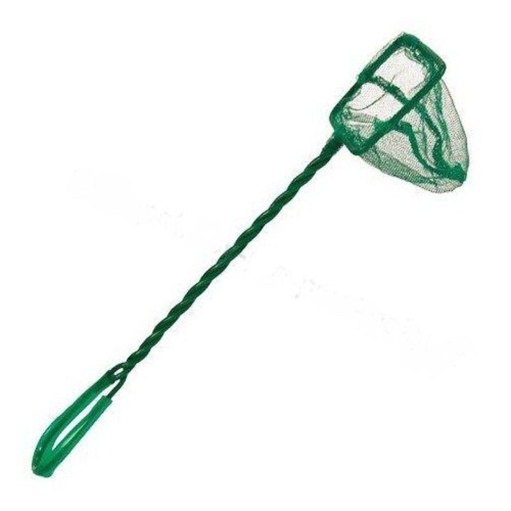 Síťka akv.zelená 20x20cm/40cm Ostatní