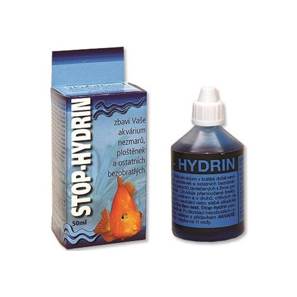 Stop-hydrin 50ml Ostatní