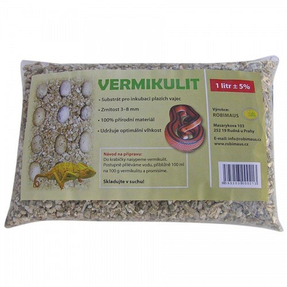 Vermikulit 1l Robimaus Ostatní
