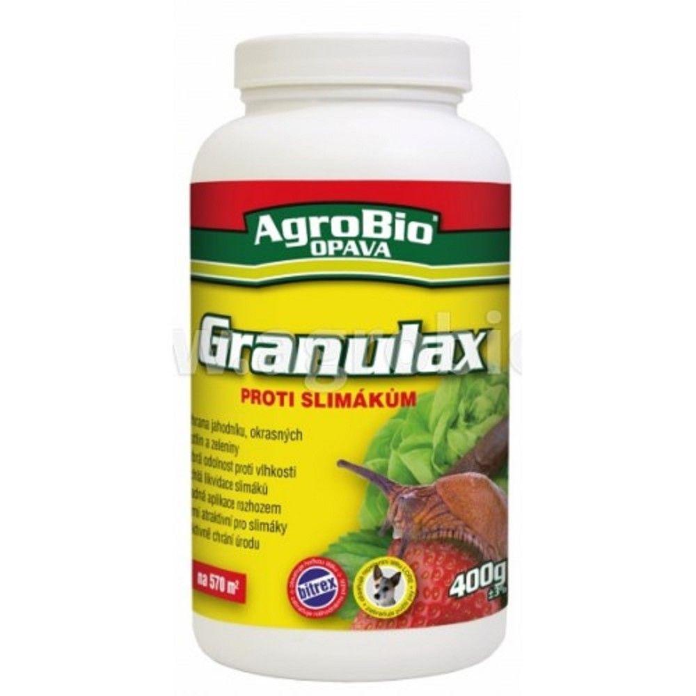 Granulax proti slimákům 400g Ostatní
