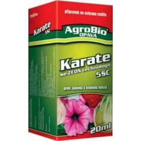 Karate Zeon 5 CS-6ml proti savému a žravému hmyzu