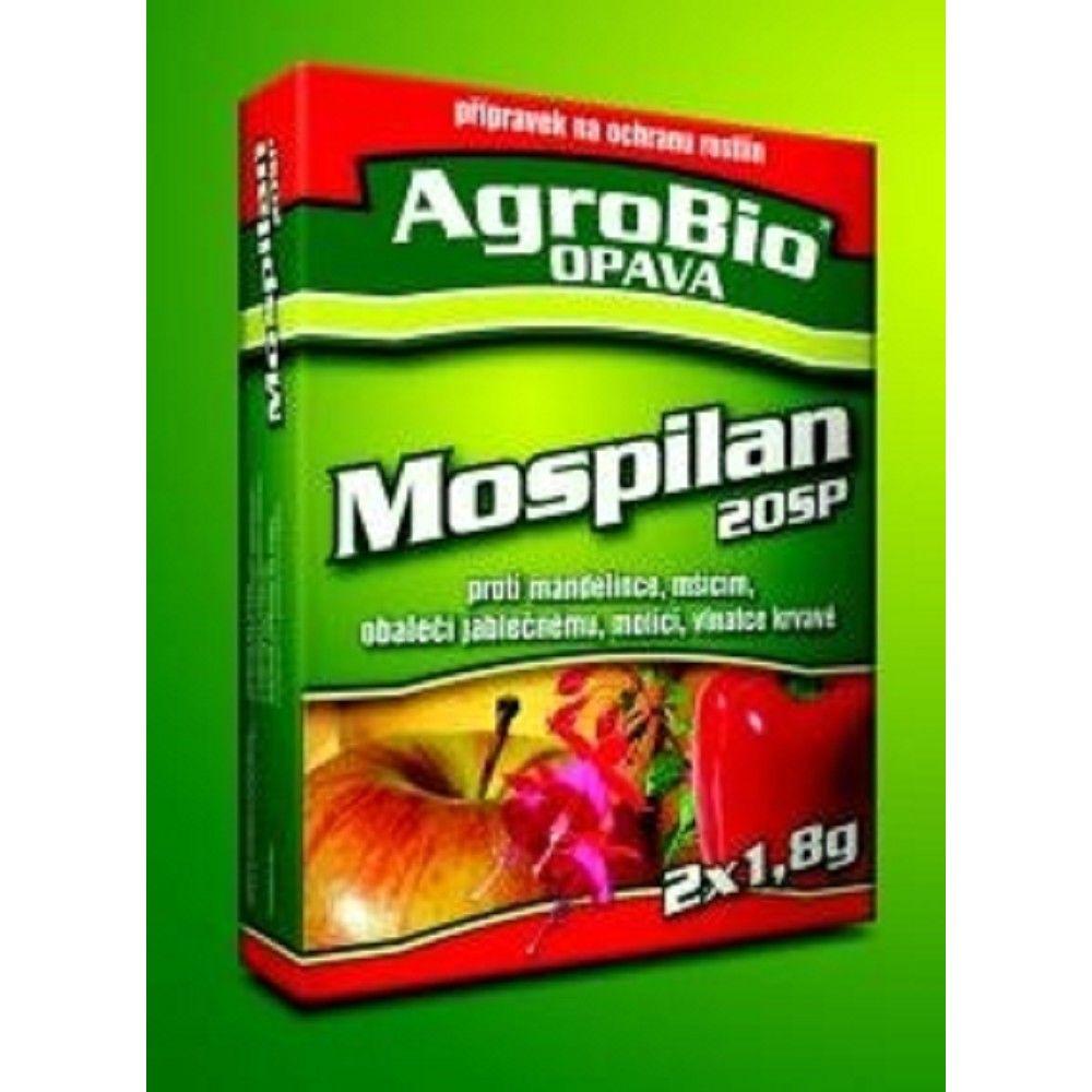 Mospilan 20 SP-2x1,8g,ochrana rostlin proti škůdcům Ostatní
