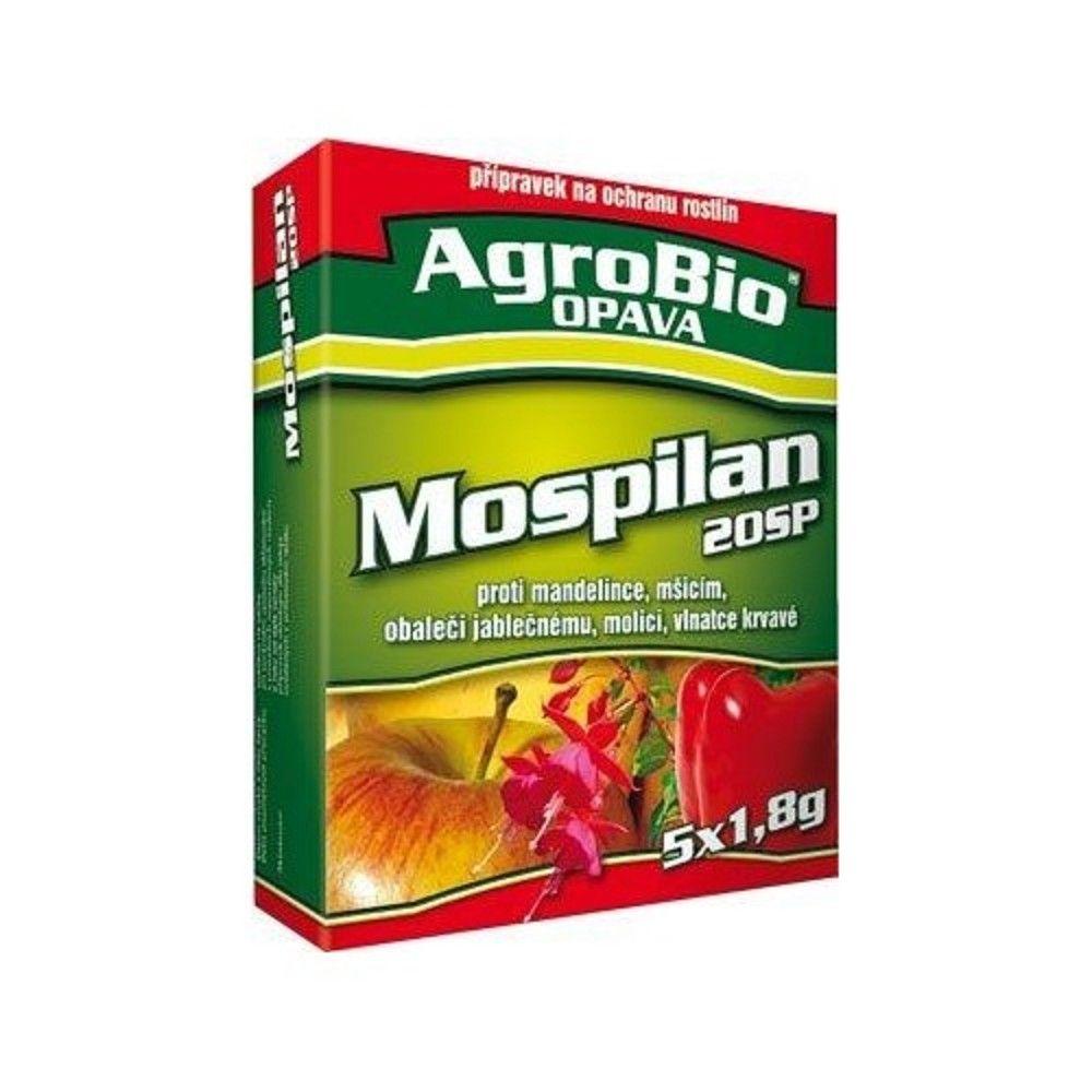 Mospilan 20 SP-5x1,8g,ochrana rostlin proti škůdcům Ostatní
